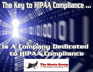 HIPAA Compliance Graphic
